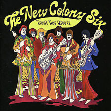Treat Her Groovy by New Colony Six (CD, Oct-2005, El)