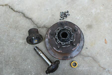 ROLLS ROYCE HUB SPINDLE REAR LEFT SILVER SPUR 89