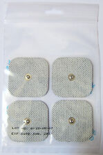 Mix of 30 square and rectangular self adhesive electrodes for Compex