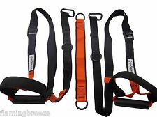 Suspension Strength Trainer Training Straps for Exercise Workout Gym Fitness