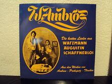 WOLFGANG AMBROS - Die besten Lieder aus Watzmann, Augustin & Schaffnerlos
