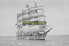 rp11050 - Sailing Ship - Svithiod , built 1881 ex Routenburn - photo 6x4