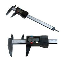 "Vewerk 2586 6"" 150mm Digital LCD Micrometer Caliper Vernier Measuring Tool New"