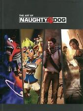The Art of Naughty Dog by Naughty Dog Staff (2014, Hardcover)