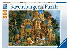 Ravensburger College of Magical Knowledge - 500 Piece Puzzle New