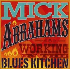 Workin In The Blues Kitchen von Mick Abrahams (2014), Neu OVP, CD