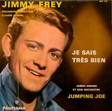 ++JIMMY FREY je sais très bien/jumping joe JAMES AWARD SP 1964 PANORAMA VG++