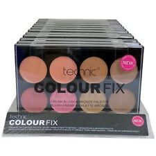 Technic colore Fix Crema Blush Fard Bronzer Tavolozza Kit