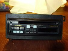 Alpine CDE-7821 Old School Mobile CD Player Japan SQ Flawless MINT!
