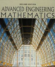 Advanced Engineering Mathematics by Michael Greenberg (1998, Hardcover, Revised)