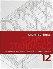 Ramsey/Sleeper Architectural Graphic Standards: Architectural Graphic...