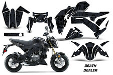 AMR Racing Kawasaki Z125 PRO Graphic Kit Dirt Bike Decals MX Wrap 2017 DEATHDEAL