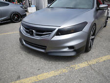 NEW 2011 2012 HONDA ACCORD COUPE OE HFP STYLE FRONT LIP SPOILER BODY KIT 11 12
