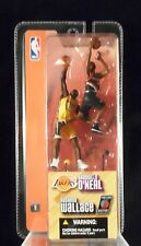 Mcfarlane 3-Inch Shaquille O'Neal/Lakers & Rasheed Wallace/Trailblazers Figures