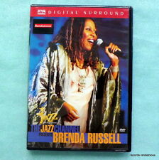 Jazz Channel Presents Brenda Russell 2001 DVD *NEW dts Piano In The Dark Bet on