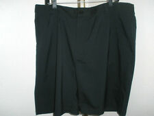 Mens Black Under Armour Golf Casual Shorts Size 40 Excellent