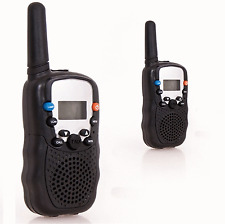 New Long Range 2x Walkie Talkies Talkie Up To 5 km Clear Signal #34