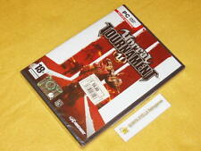 UNREAL TOURNAMENT 3 x PC VERSIONE ITALIANA NUOVO SIGILLATO PRIMA STAMPA RARO III