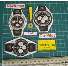 60s/70s Venus 178 Barrel+Cover+195 Arbor for Breitling Navitimer Cosmonaute etc