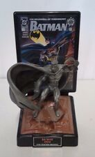 DC Batman The Beginning of Tomorrow 1994 Fine Pewter Statue Figure #0