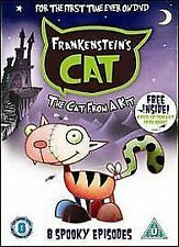Frankensteins Cat - The Cat From a Kit  DVD***NEW***