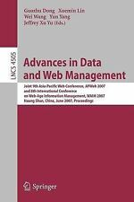 Advances in Data and Web Management: Joint 9th Asia-Pacific Web Conference, APWe