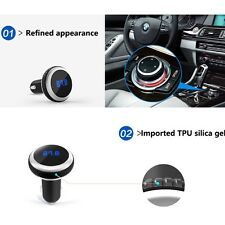 Car Player Bluetooth transmitter with remote control modulator FM screen