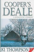 Cooper's Deale A Romantic Comedy Ki Thompson Book Gay Lesbian Fiction VGC