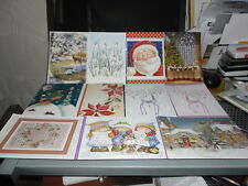 48 Hunkydory Little Book of Christmas A6 toppers