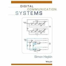 4DAYS DELIVERY - Digital Communication Systems, 1st Int'l ed. by Haykin