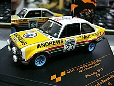 FORD ESCORT MKII RALLY RS 1800 2.0 RAC #23 Brookes Andrews Heat Vitesse SP 1:43