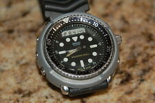 seiko h558 SILVER GRAY  DURABLE PLASTIC shroud + 3 screws tuna
