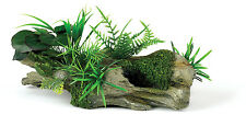 Driftwood Garden & Plants Classic Aquarium Ornament Vivarium Decoration