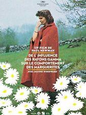 Affiche 40x60cm DE L'INFLUENCE DES RAYONS GAMMA 1973 Joanne Woodward R2011 NEUVE