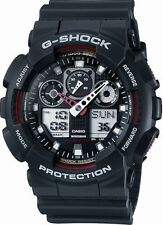 Casio G-Shock GA-100-1A4 Black Original New Mens Watch 200M Diver  GA-100