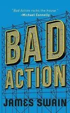 The Billy Cunningham: Bad Action 2 by James Swain (2016, CD, Unabridged)