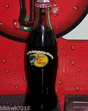 2002 BASS PRO SHOPS SERVING SPRINGFIELD FOR 30 YEARS 8 OZ GLASS COCA COLA BOTTLE
