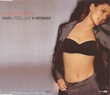 SHANIA TWAIN - Man! I Feel Like A Woman! (UK 3 Tk Enh CD Single Pt 2)
