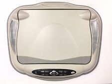"Rosen A8 8"" OVERHEAD AC3400 Flip Down DVD Player LCD MONITOR OEM  neutral color"