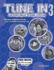 Tune In 3 Teacher's Book: Learning English Through Listening (Tune In Series) b
