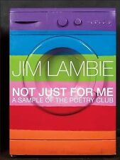 Jim Lambie - Not Just for Me. A Sample of the Poetry Club, Lochhead, Liz, Giorno
