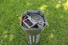 """Ammo Can - Waterproof Steel Storage Container  -  41.5"""" x 6.87"""""""