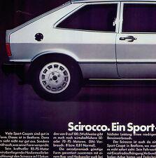 VW-Scirocco-1974-III-Reklame-Werbung-vintage print ad-Vintage Publicidad