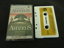 AMADEUS ULTRA RARE SOUNDTRACK CASSETTE TAPE!