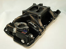 EDELBROCK 75013 AIR GAP ALUMINUM INTAKE CHEVY SMALL BLOCK 283 302 327 350 400