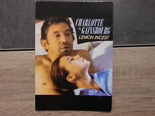 Carte Postale Film Affiche Cinéma - LEMON INCEST