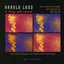 Lazy Afternoon - Harold Land (1995, CD NEUF)