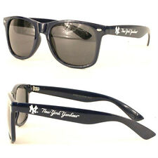 NEW YORK YANKEES WAYFARER RETRO SUNGLASSES TEAM LOGO MLB BASEBALL