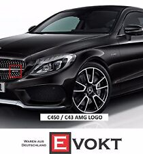 Mercedes-Benz AMG Lettering For Front Grille Of C43 AMG / C450 AMG Genuine New