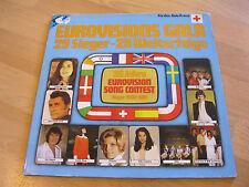 2 LP Eurovision Gala 29 vincitore 29 mondo successi Phonogram VINILE 6849016